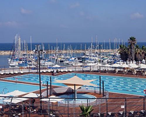 מבריק בריכת גורדון בתל אביב, בריכות שחיה, בריכת שחיה, בריכה, פארקי מים LI-81