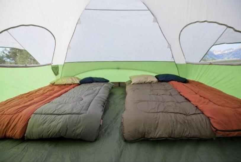 מודרני אוהלים של קולמן? קונים במחיר מבצע בייבוא אישי עם igdu - קינדרלנד HR-76